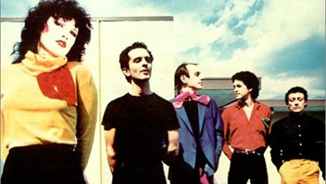Rock: New Release: The Motels at Paradise, '80