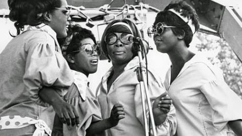 The Raelettes at the Fillmore East