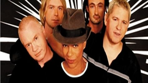 Rock: The Selecter at Tramps, '96