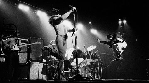 Rock: The Who at the Philly Spectrum, '73