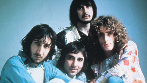 Rock: The Who Hits 50
