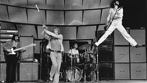 The Who in Philly, 1973