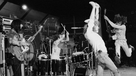The Who Rock Fillmore East