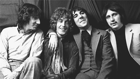 The Who Take On the Fillmore East