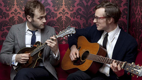 Folk & Bluegrass: Video: Chris Thile and Michael Daves 2011