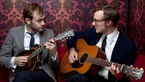 Video: Chris Thile & Michael Daves at Paste