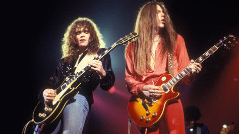 Rock: Thin Lizzy's Twin Guitar Onslaught