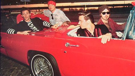Rock: The Fabulous Thunderbirds at Paradise, '81