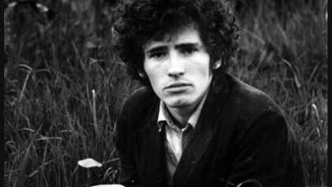 Folk & Bluegrass: Tim Buckley at '68 Newport