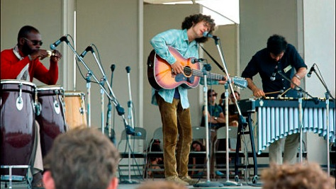 Folk & Bluegrass: Tim Buckley at Newport, 1968