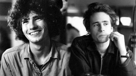 Folk & Bluegrass: Playlist: Tim & Jeff Buckley