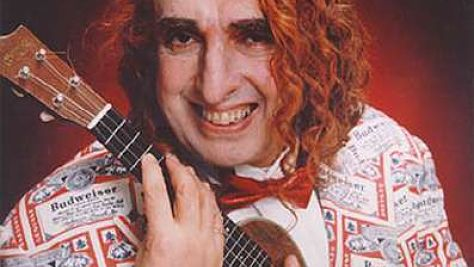 Folk & Bluegrass: Tip-Toeing With Tiny Tim