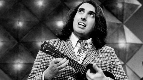 Tiny Tim Charms the Fillmore West