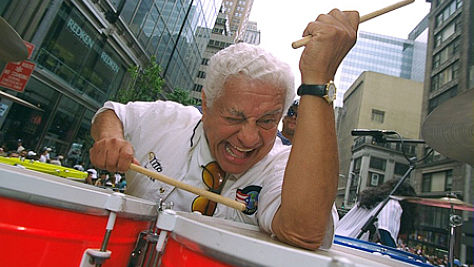 Tito Puente's Infectious Salsa