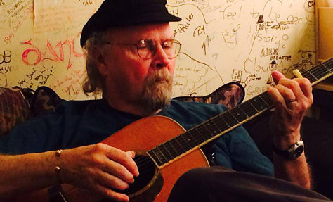 Folk & Bluegrass: Tom Paxton's Songs of Protest