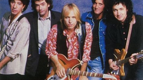 Rock: Tom Petty & The Heartbreakers in London
