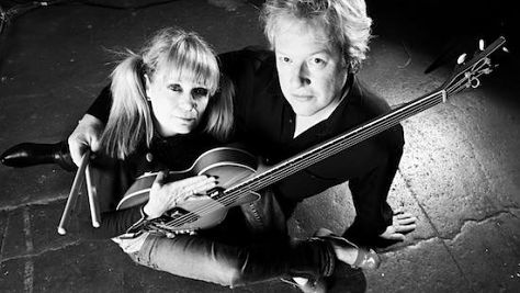 Rock: Tom Tom Club's Quirky Funk