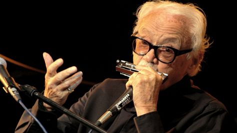 Jazz: Toots Thielemans in San Francisco, '81