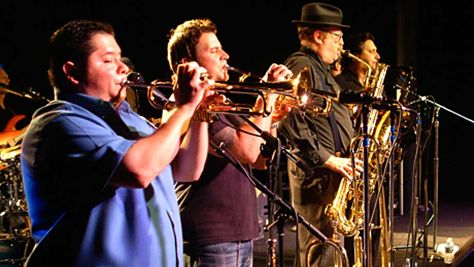 Rock: Video: Tower of Power's East Bay Funk