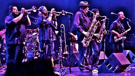 Rock: Tower of Power Funkin' at the Fillmore, '71