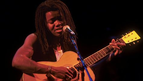 Tracy Chapman Solo in Oakland, '89