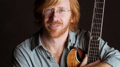 Folk & Bluegrass: Trey Anastasio On His Own