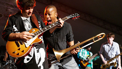 Rock: Trombone Shorty & Orleans Avenue