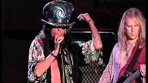 Video: Aerosmith at Woodstock, '94