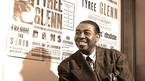 Tyree Glenn Swings Newport '60