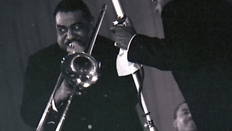 Jazz: Tyree Glenn at '60 Newport