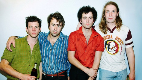 The Vaccines Release Sophomore LP
