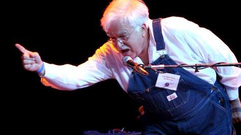 Van Dyke Parks turns 70