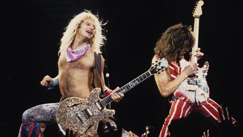 Video: Van Halen in Oakland, '81