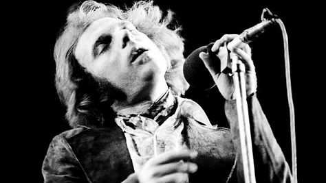 Rock: Video: Van Morrison at Winterland, '74