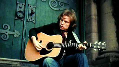Rock: Van Morrison's Intimate Session