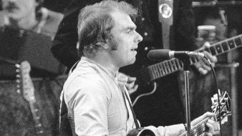 Van Morrison's Classic Blue-Eyed Soul