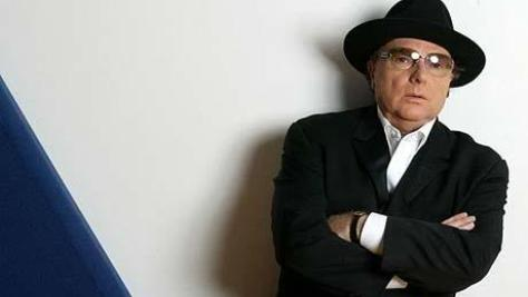 Van Morrison Tours the Old Country