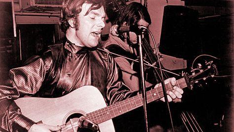 Rock: Van Morrison at the Orphanage, 1974