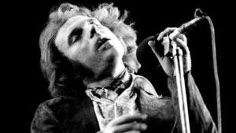 Rock: Van Morrison Keeps On Singing