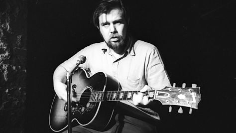 Folk & Bluegrass: Dave Van Ronk Goes to College