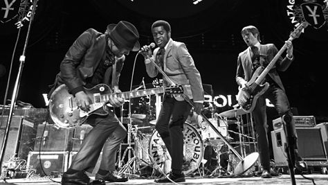 Indie: Video: Vintage Trouble at SXSW, 2012