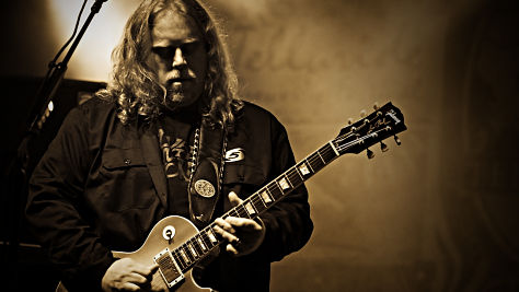 Rock: Warren Haynes Band at Wetlands