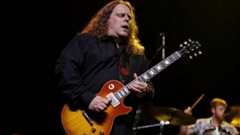 Country: Warren Haynes and DAC