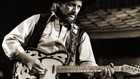 Waylon Jennings at Opryland, 1983