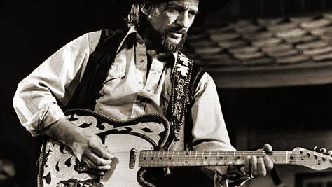 Country: Waylon Jennings in Albany, '83