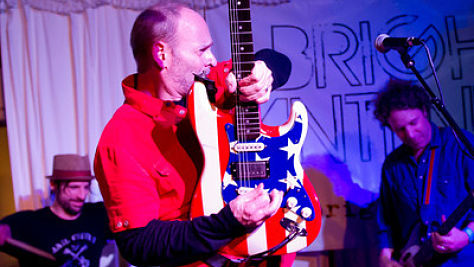 Indie: Wayne Kramer at the Baked Potato