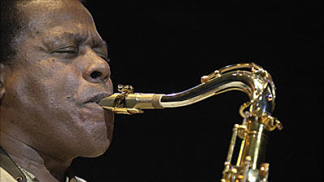 Video: Wayne Shorter at Newport '86
