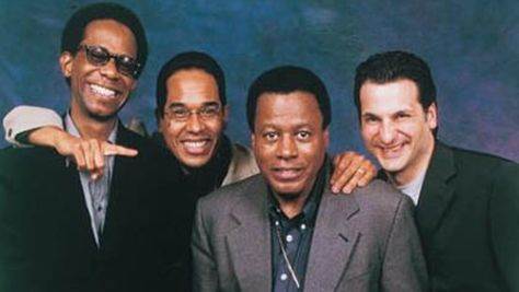 Jazz: Video: Wayne Shorter's Telepathic Quartet