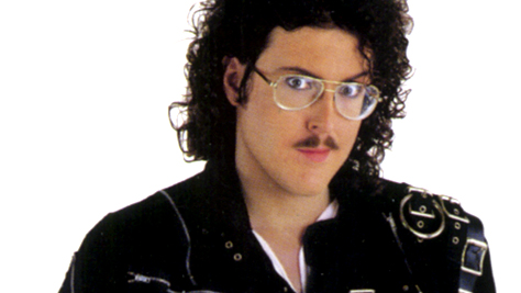 'Weird Al' Yankovic in Top Form