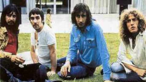 Video: The Who at Tanglewood, 1970